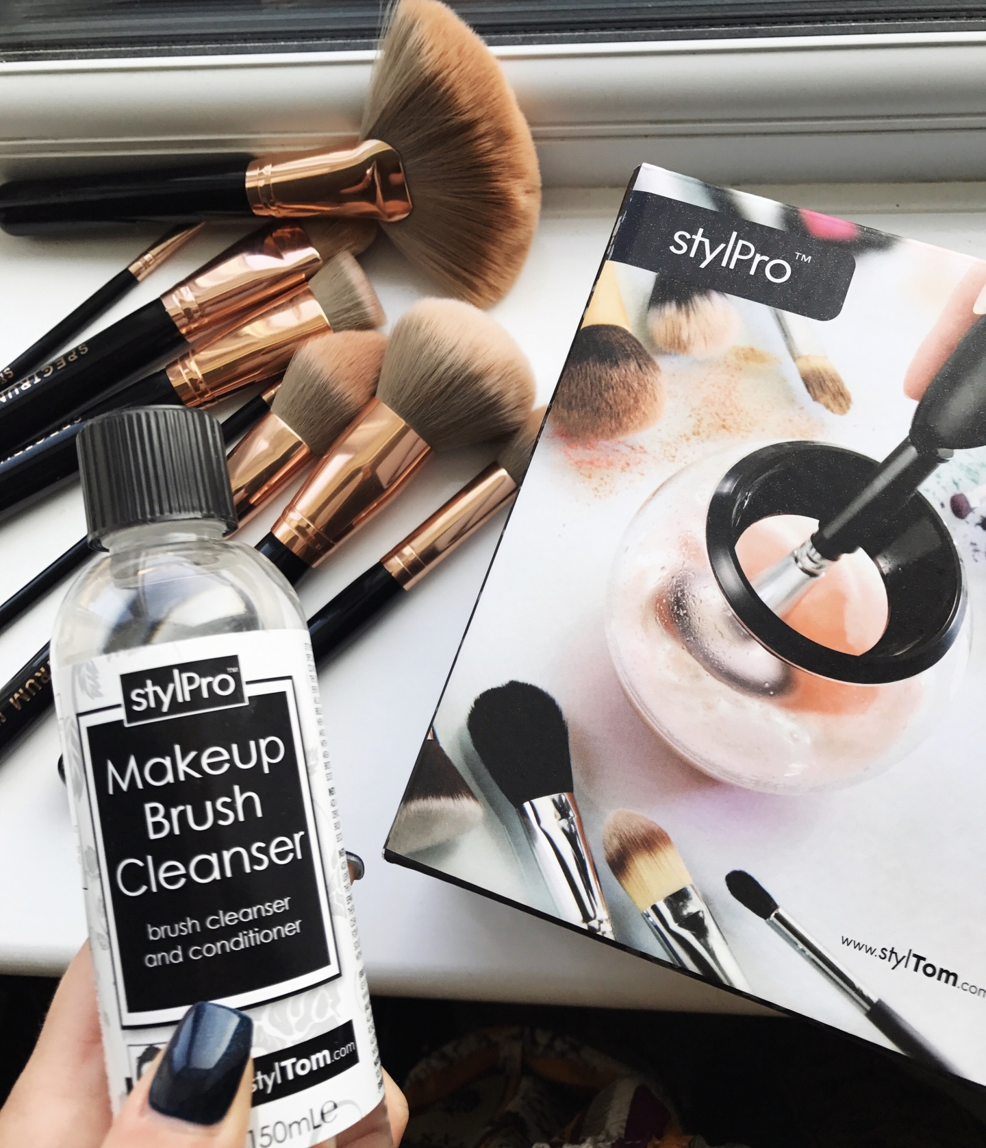 StylPro Make Up Brush Cleaner (and Dryer!)