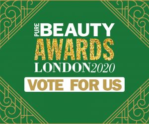 Logo for Voting for the Beauty Awards 2020